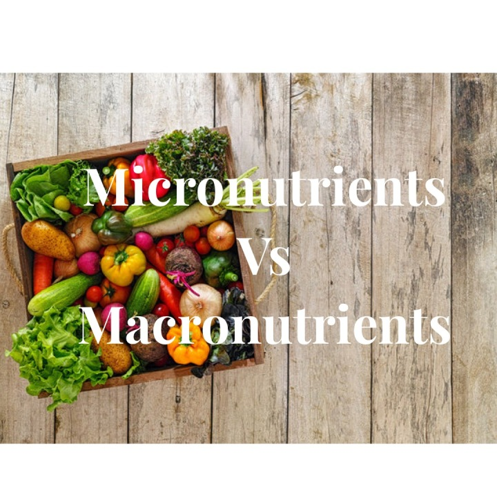 Where Are The Macronutrients Located On A Nutrition Label